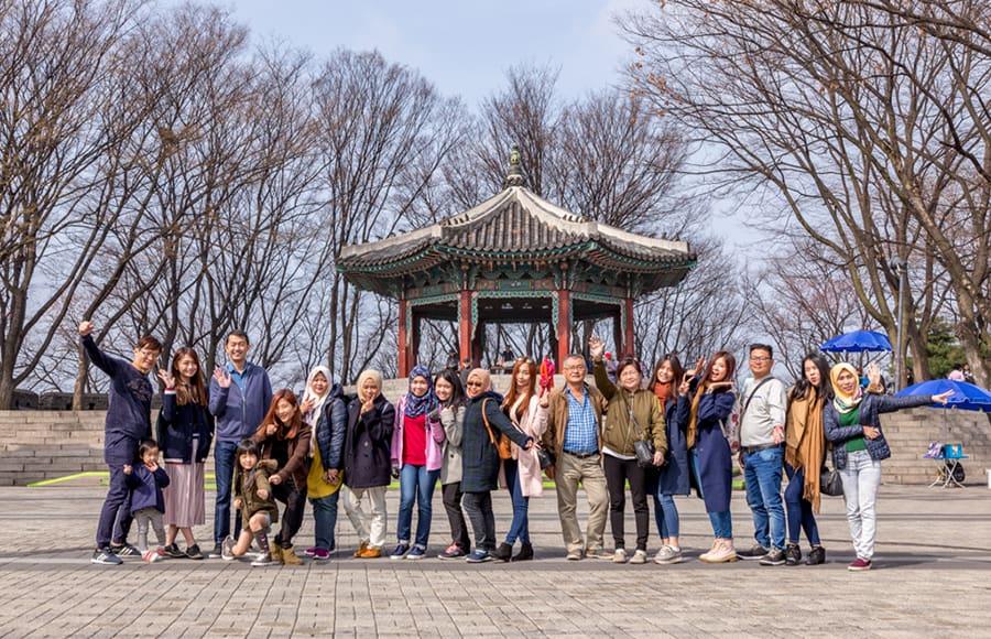 Nexus Company Trip 2017- Korea