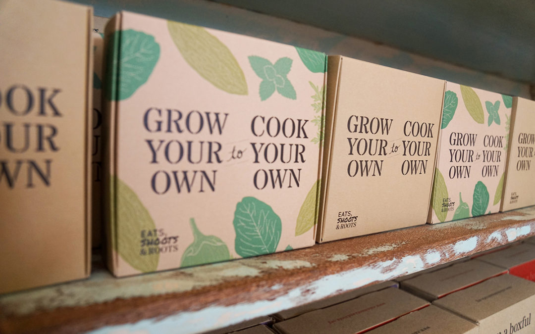 Grow your Own to Cook your Own