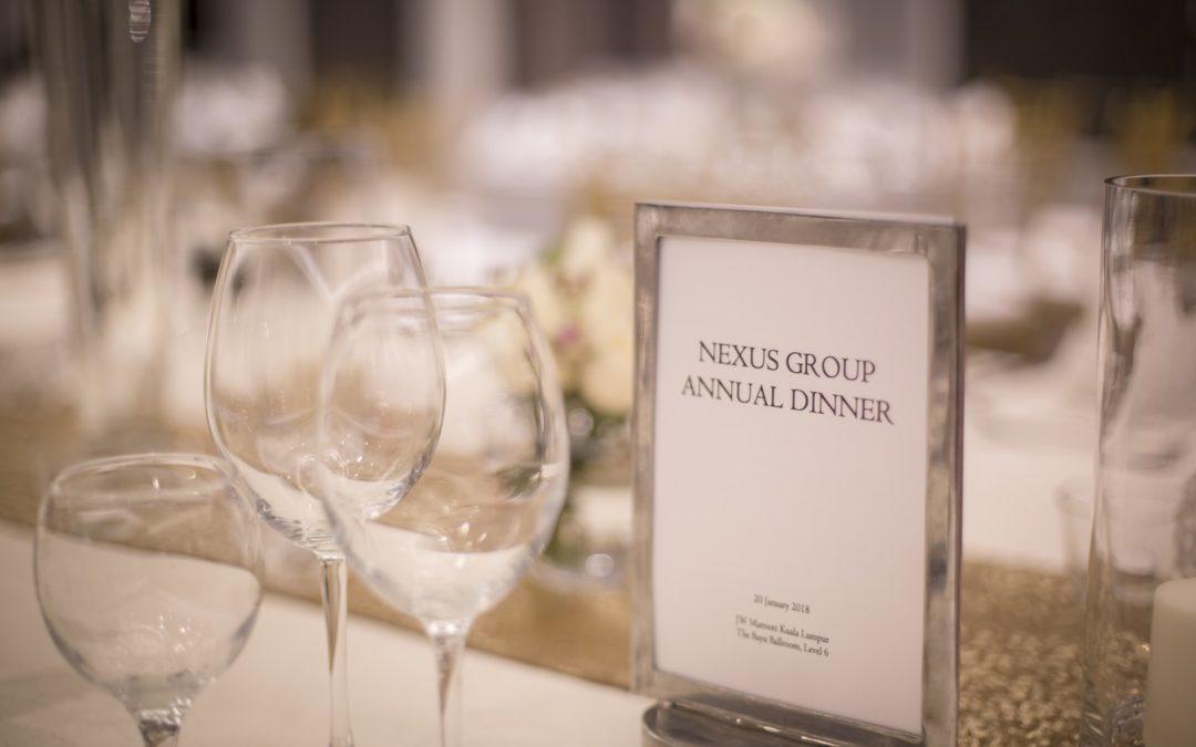 Nexus Group Annual Dinner 2018 Event Highlight